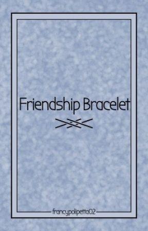 Friendship Bracelet [VMIN] by francypolipetta02