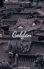 golden ♔ binji by -itzsoju-