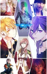Final Fantasy XIII: The Tale of the 3 Siblings cover