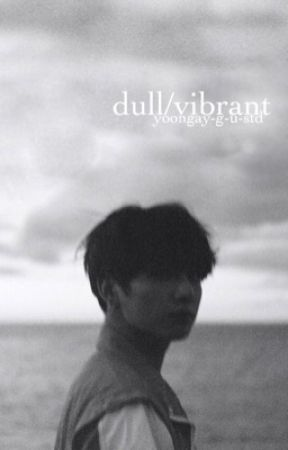 dull/vibrant | taekook by Yoongay-G-U-STD