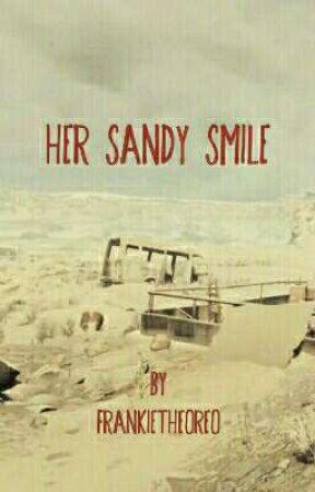 Her Sandy Smile by FrankieTheOreo