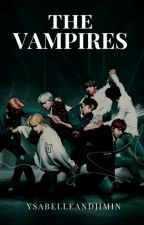 BTS FF | The  Vampires'  Journey by Namjesusmahlayp