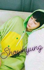 Showhyung ~ ME GUSTA VERTE DORMIR by Tatiana_514