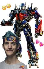 Ninja x Optimus Prime: A Love Story by wafflesnomnomyum