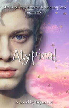Atípico [Asperger syndrome #02] by heytrebol