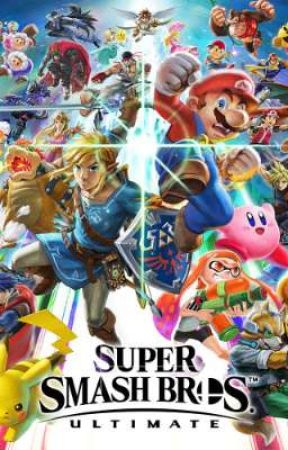 Super Smash Bros. CORRUPTIMATE by Ireigen