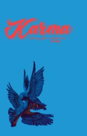karma. taegguk by STARMYG