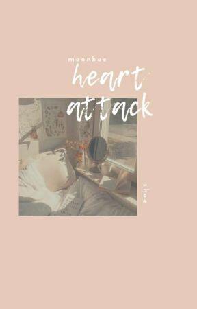 heart attack → moonbae ✔ by sunnysideshaee