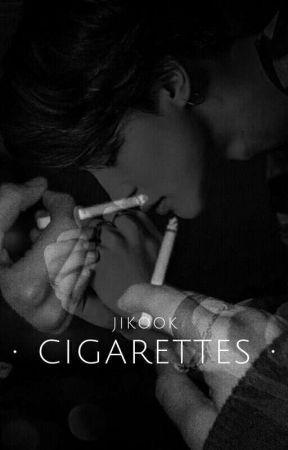 Cigarettes | Jikook by toiapo