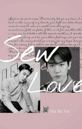 Sew Me Love by theNARIYAstoryteller