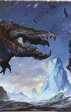An Unexpected Appearance... :A Male Kaiju Reader x Kaijuverse Fanfiction: by GodzillaLegendaryRPG