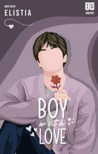 Boy with Love cover