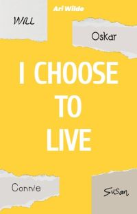 I Choose To Live cover