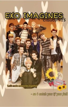 EXO IMAGINES by Claudy1425