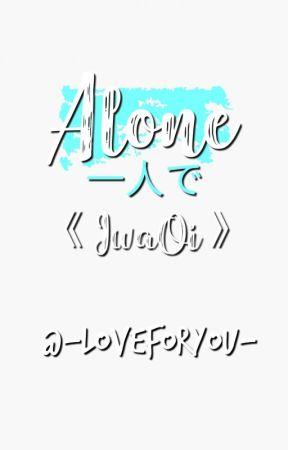 Alone 《IwaOi》 by -sovkoku-