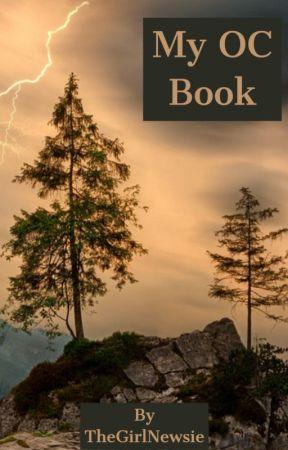 OC Book by TheGirlNewsie