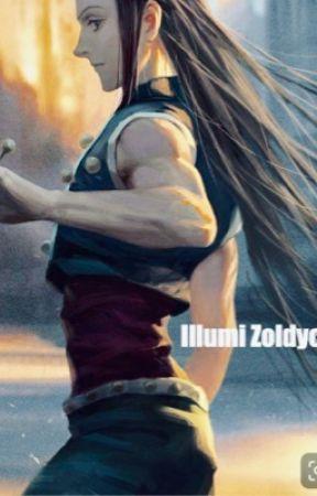 Illumi X Hisoka x reader by IvelissHatake