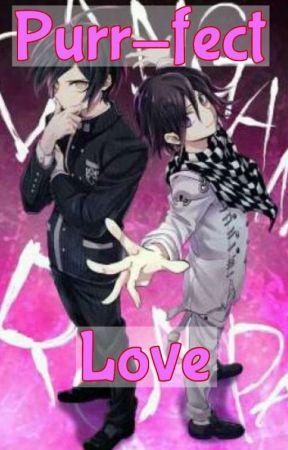 Purr-fect Love    shuichi x kokichi by MegaMystic