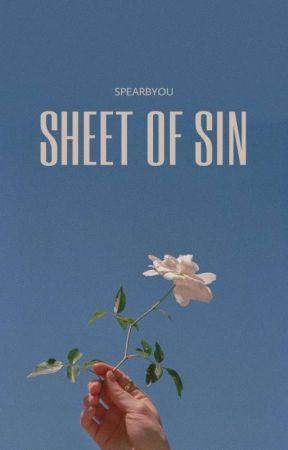 SHEET OF SIN; MONSTA X by spearbyou