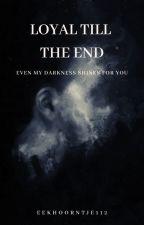 Loyal till the end ➢Gellert Grindelwald X Reader by eekhoorntje112