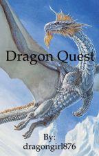 Dragon Quest by dragongirl876