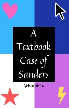 A Textbook Case of Sanders by Bareford
