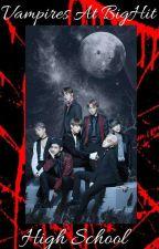 Vampires (JiminXBTS) by SoulessGamer9000