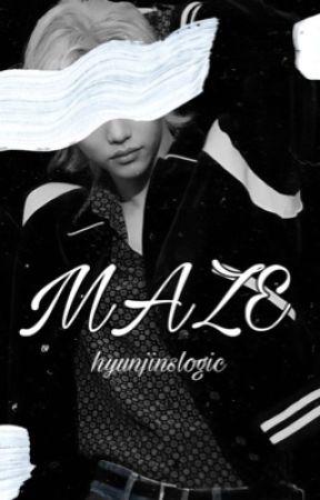 Maze >> Stray Kids by hyunjinslogic