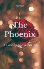 The Phoenix (Raven's sister C.L. Stone fanfic) by Moonlight_Glow549