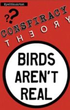 Birds Aren't Real // Government Surveillance Drones - Conspiracy Theory  by eyeofanartist