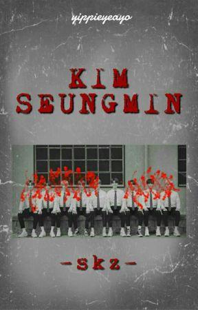 Kim Seungmin - Stray Kids by yippieyeayo