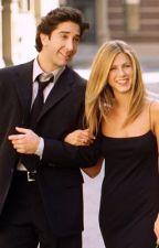 Where I belong { Jennifer Aniston + David Schwimmer } by seattleperk
