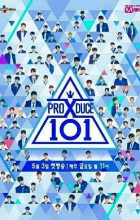 About Produce X 101 by MarisnaWulandari