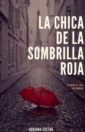 La Chica De La Sombrilla Roja by AdryCastro527