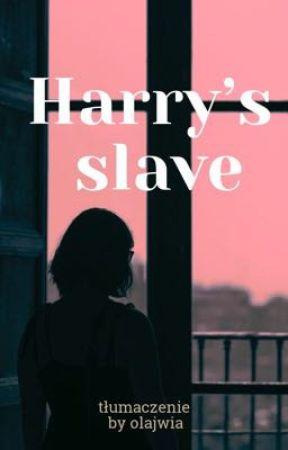 Harry's slave  by olajwia