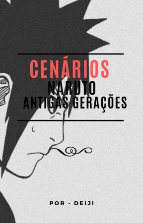 Cenários - Naruto - Gerações mais antigas by _-Deijii-_