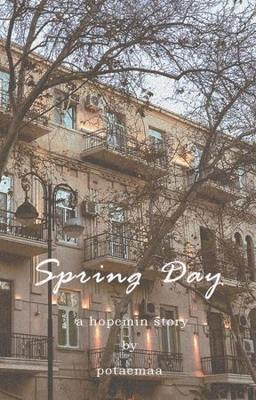 Spring Day || hopemin by POTAEMAA