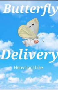 Butterfly Delivery - Adrinette cover