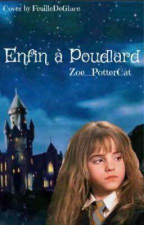 Enfin à Poudlard by Zoe_PotterCat