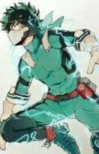 Deku:The sword hero(book 2) by -Midoriyadeku-