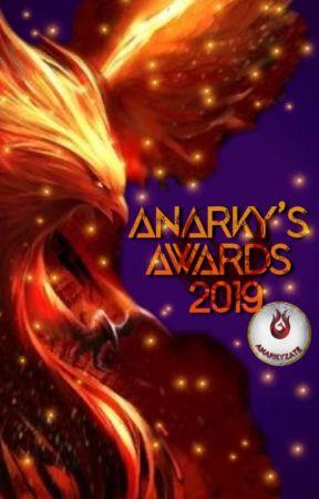 Anarky's Awards 2019 by movimientoanarky