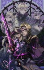 Dark Thorns (Xander x Reader) by TwilightHylia