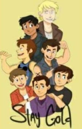 The Outsiders and the... Outcasts?  by ConnerAlInScars32