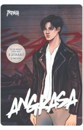 Angkasa (SUDAH TERBIT) by rereytr