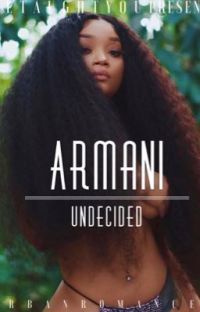 ARMANI|UNDECIDED cover