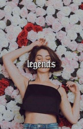 legends ⋆ marvel  by holyeilish
