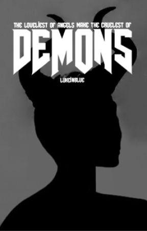 demons | lrh by lukeinblue