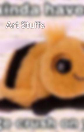 Art Stuffs by Melon-elyHope