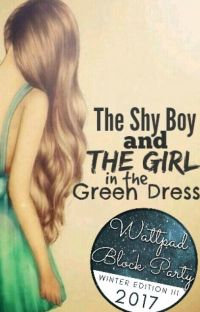 The Shy Boy and the Girl in the Green Dress cover
