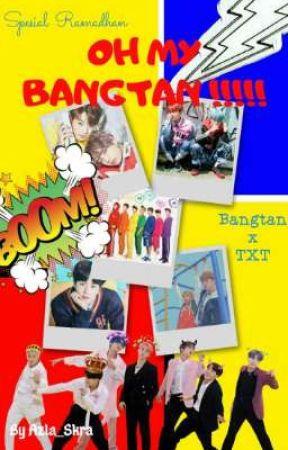 Oh My Bangtan  !!! [Ft.TXT] by Azla_SkRa